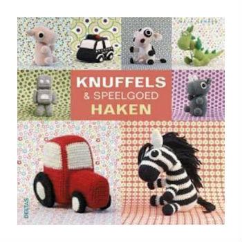 Genoeg Knuffels haken, boeken met haakpatronen &DX63