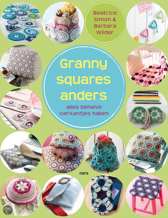 Haakpatronen Granny Square