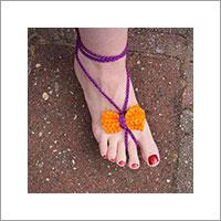 gratis haakpatronen barefoot sandals